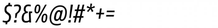 Sans Beam Head Italic Font OTHER CHARS