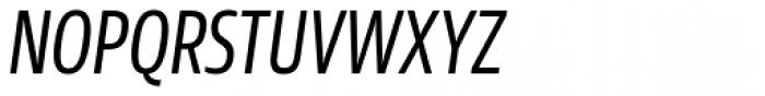 Sans Beam Head Italic Font UPPERCASE