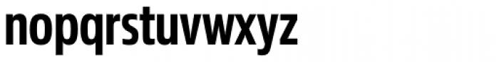 Sans Beam Head Semi Bold Font LOWERCASE