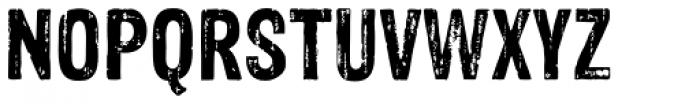 Sans Culottes Font UPPERCASE