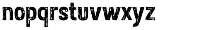 Sans Culottes Font LOWERCASE