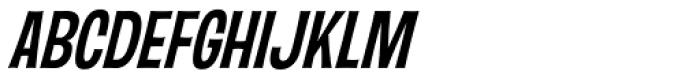 Sansational JF Pro Italic Font UPPERCASE