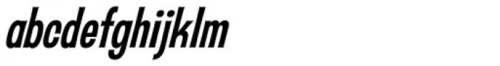 Sansational JF Pro Italic Font LOWERCASE