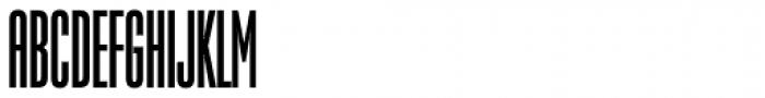 Sansational SC OSF Bold Font UPPERCASE