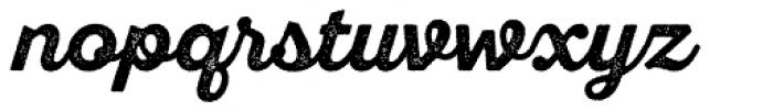 Sant Elia Rough Alt Bold Font LOWERCASE