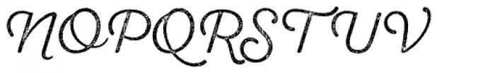 Sant Elia Rough Alt Light Two Font UPPERCASE