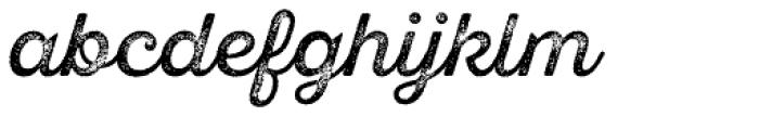 Sant Elia Rough Alt Regular Three Font LOWERCASE