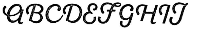 Sant Elia Rough Alt Regular Font UPPERCASE