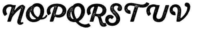 Sant Elia Rough Bold Font UPPERCASE