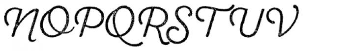 Sant Elia Rough Light Font UPPERCASE