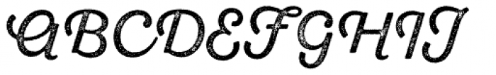 Sant Elia Rough Regular Two Font UPPERCASE