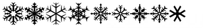 Santa Claus Deco Font UPPERCASE