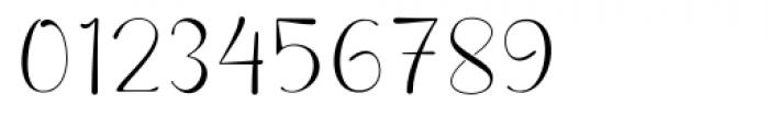 Santaria Script Regular Font OTHER CHARS