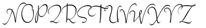 Sante Pro Font UPPERCASE