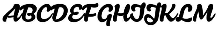 Santeli Light Font UPPERCASE