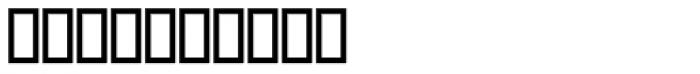 Santerini Initials Font OTHER CHARS