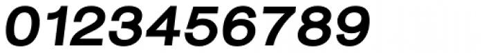 Sanzettica 6 Black Italic Font OTHER CHARS