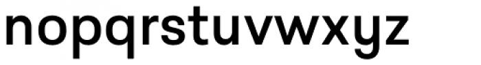 Sarine Medium Font LOWERCASE