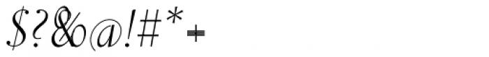 Saskia Pro Font OTHER CHARS