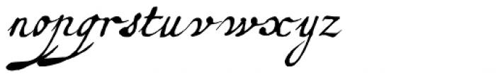 Saskya Font LOWERCASE