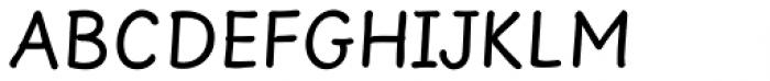 Sassoon Felt Regular Font UPPERCASE