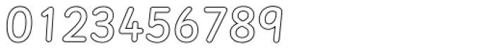 Sassoon Montessori Tracker Font OTHER CHARS