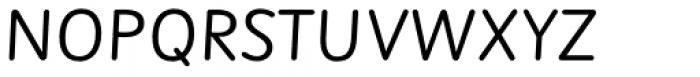 Sassoon Montessori Font UPPERCASE
