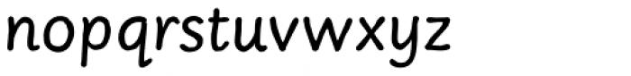 Sassoon Patterns Regular Font LOWERCASE