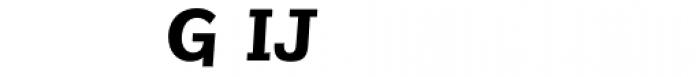 Sassoon Primary Bold Alternate Font UPPERCASE