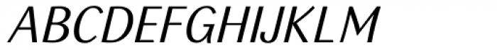 Sassoon Primary Italic Font UPPERCASE