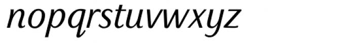 Sassoon Primary Italic Font LOWERCASE