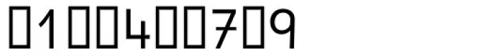 Sassoon Sans Alt Font OTHER CHARS