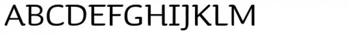 Sauna Pro Font UPPERCASE