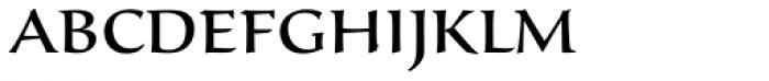 Sava Pro Regular Font LOWERCASE