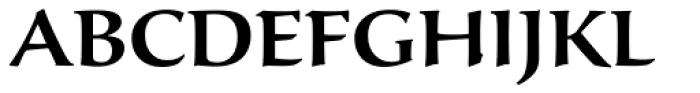 Sava Pro SemiBold Font UPPERCASE