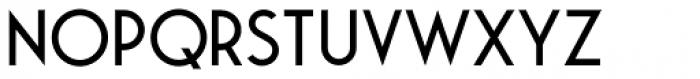 Saveur Sans Regular Font UPPERCASE