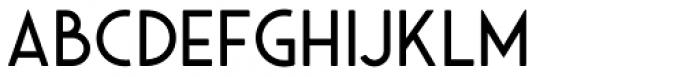 Saveur Sans Round Regular Font UPPERCASE