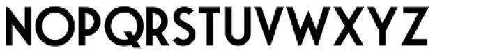 Saveur Sans Semi bold Font LOWERCASE