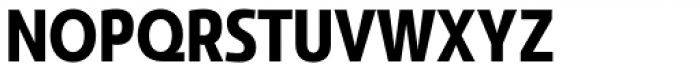 Savigny Bold Condensed Font UPPERCASE
