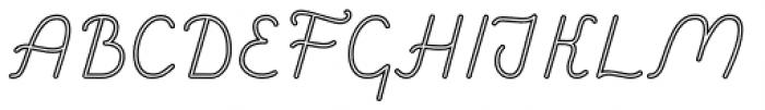 Savoiardi Sans Display Font LOWERCASE
