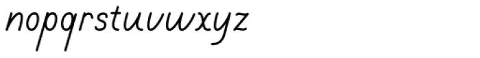 Savoiardi Sans Font LOWERCASE