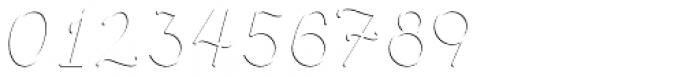 Savoiardi Shadow Script Font OTHER CHARS