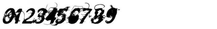 SavoryPaste Alternate Fast Font OTHER CHARS