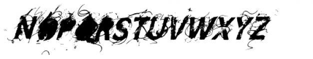 SavoryPaste Fast Font UPPERCASE