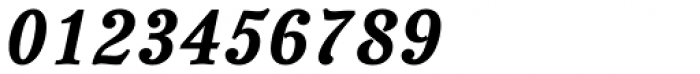 Savour Pro Bold Italic Font OTHER CHARS