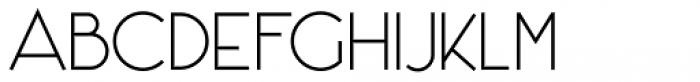 Saxo Grammaticus Light Font UPPERCASE