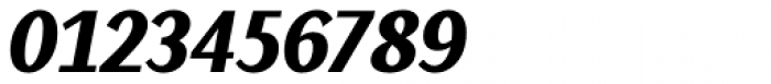 Saya SemiSans FY Black Italic Font OTHER CHARS