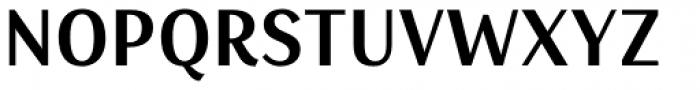 Saya SemiSans FY Bold Font UPPERCASE
