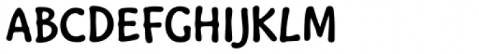Saycheez Regular Font UPPERCASE