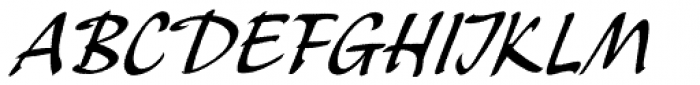 Sayer Esprit BQ Light Font UPPERCASE